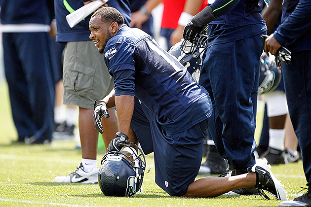 Seahawks WR Percy Harvin to undergo hip surgery