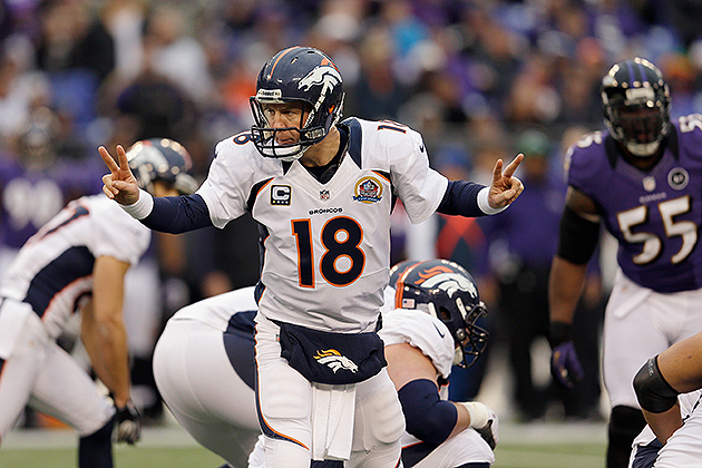 Saturday divisional round preview: Peyton Manning is the key to…