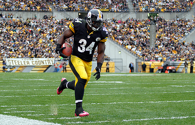 Rashard Mendenhall lands one-year deal with the Arizona Cardina…