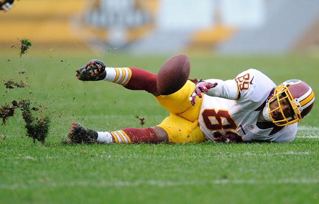 Week 8 LVPs: Redskins' receivers let RG3 down