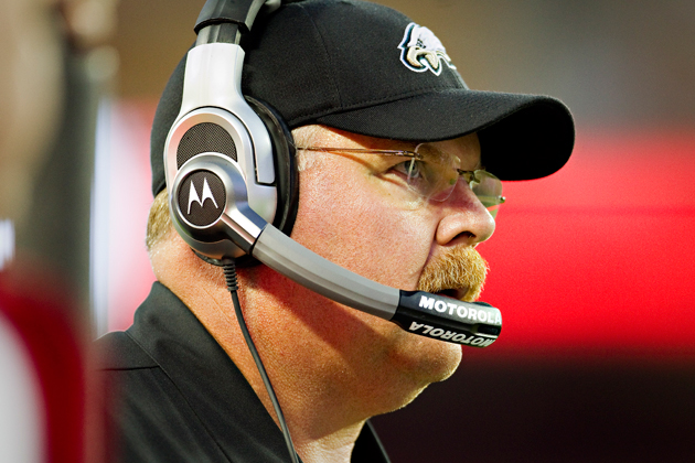Andy Reid's '95 percent' chance seems to have moved from Arizon…