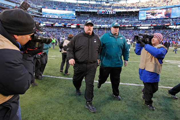 Reports: Andy Reid could be the Arizona Cardinals' head coach b…