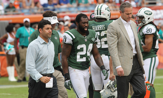 Darrelle Revis unhappy with trade talks, points to team owner a…