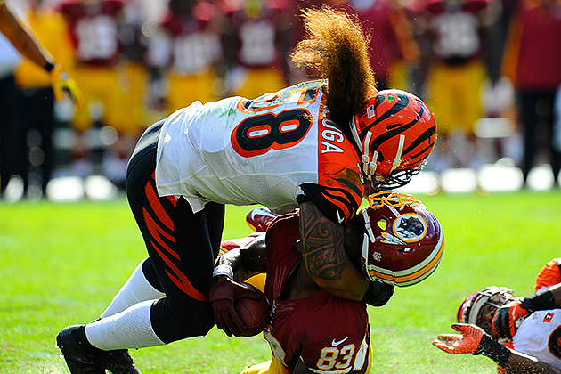 Cincinnati Bengals re-sign linebacker Rey Maualuga