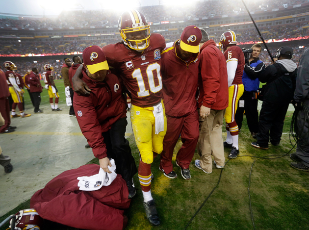 Redskins will try to stay in the playoff race without RG3 on Su…