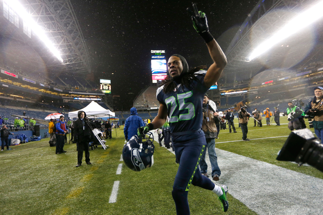Seahawks catching fire, but loss of Richard Sherman could slow …