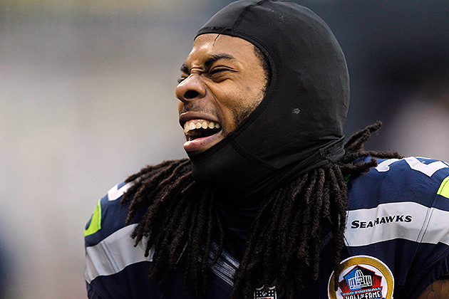 Richard Sherman claims he was misquoted, paper responds with vi…