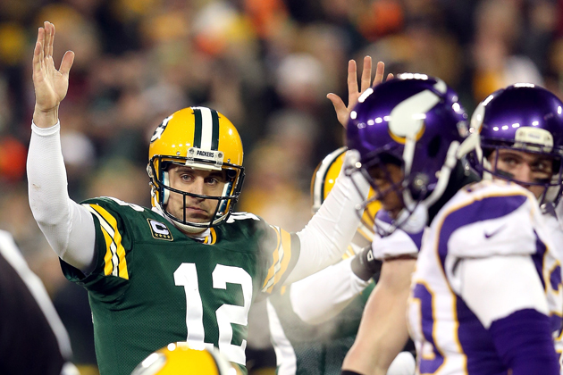 Packers thrash Ponder-less Vikings to advance in big Lambeau Fi…
