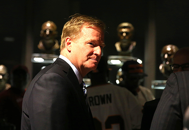 Roger Goodell's role in appeals process holding up NFL, NFLPA a…