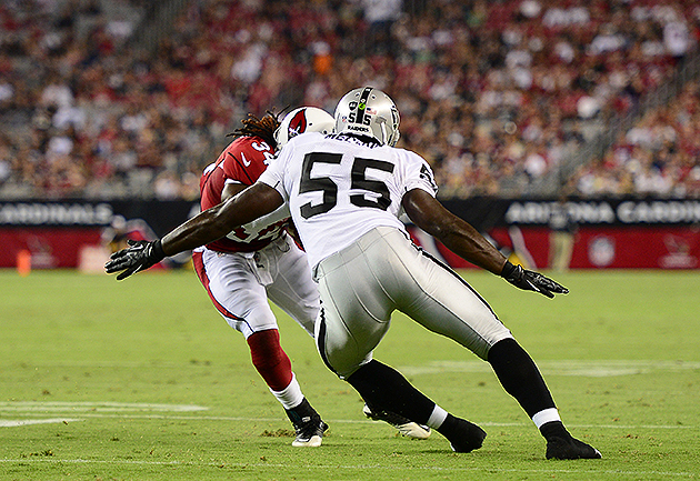 Rolando McClain agrees to terms with the Baltimore Ravens