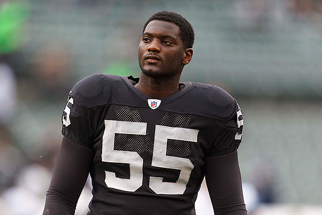 Raiders to place LB Rolando McClain on waivers