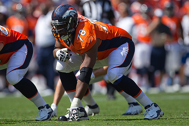 Broncos sign Clady to 5-year, $52.5M deal
