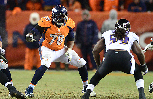 Broncos, Ryan Clady resume contract talks