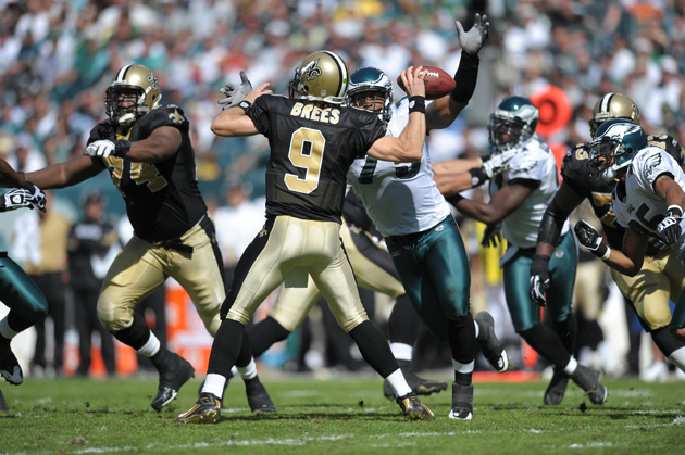 MNF Preview: Eagles, Saints looking to find any solid ground in…