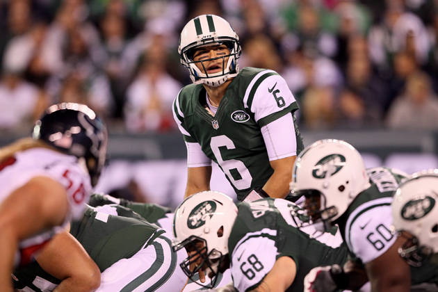 For Jets, Fourth-Quarter Glimpses of Ground-and-Pound Identity