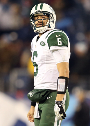 Mark Sanchez turns the ball over five times, ends Jets' playoff…
