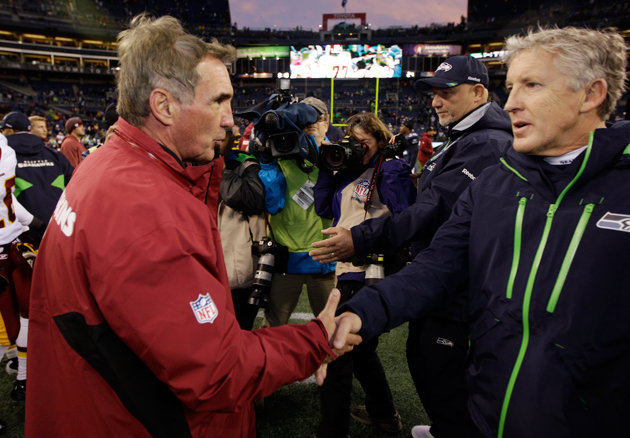 Mike Shanahan tried to hire Pete Carroll in 1995