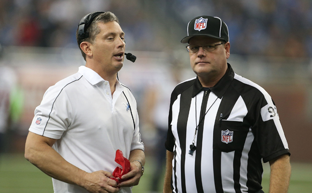 Week 12 LVPs: Pair of NFC North head coaches had bad weeks