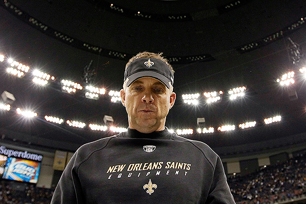 NFL reinstates Saints head coach Sean Payton