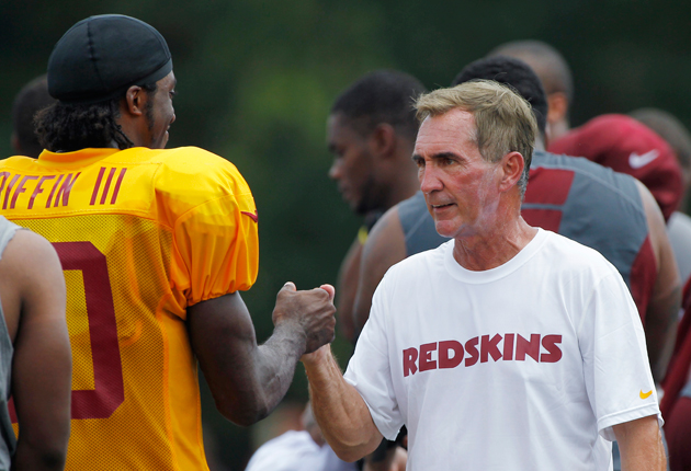 Dr. James Andrews disputes Mike Shanahan's assertions regarding…