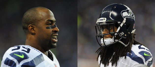 Is the abnormal tale of Brandon Browner and Richard Sherman too…