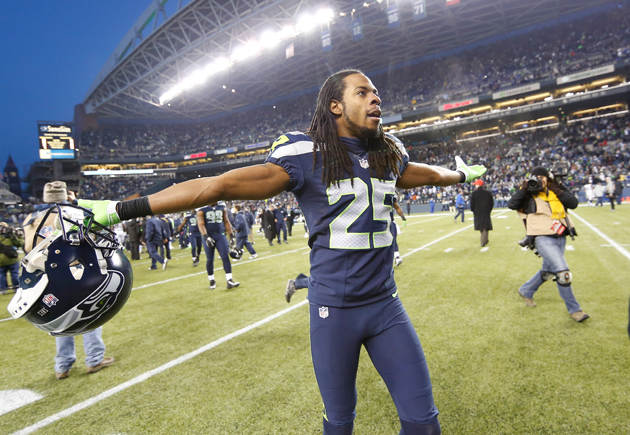 Richard Sherman says 'half the league' takes Adderall