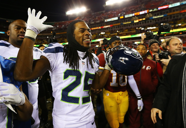 Richard Sherman explains his Twitter feud with Darrelle Revis, …