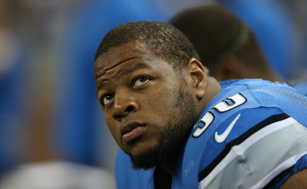 Suh is accused of sideswiping a car, leaving scene of accident