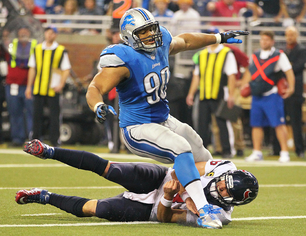 Matt Schaub: Ndamukong Suh is not 'Houston Texan worthy'