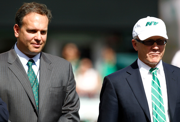 Former Jets GM Mike Tannenbaum takes responsibility for decisio…
