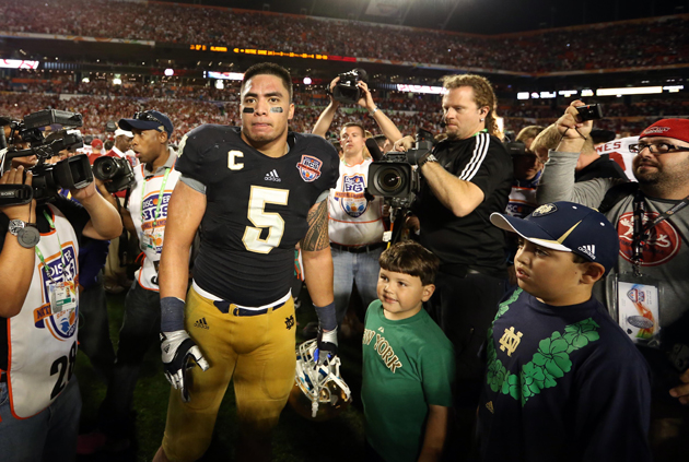 Alleged hoax leaves Manti Te'o's draft stock with even more ser…