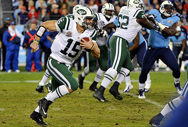 Tim Tebow released: New York Jets say goodbye to quarterback af…