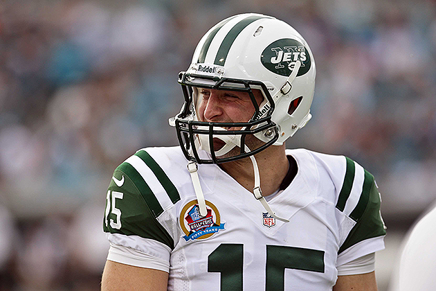 New England Patriots to sign Tim Tebow