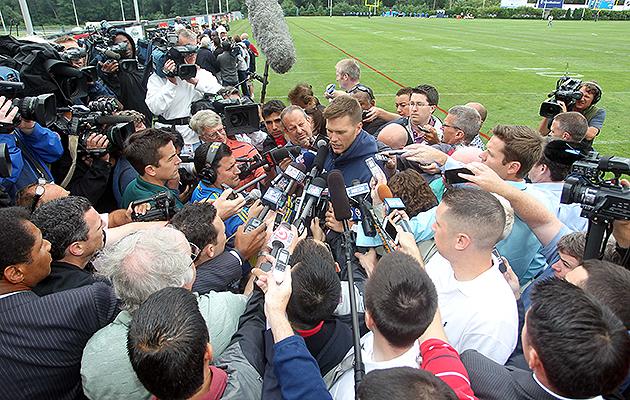 Tom Brady discusses Aaron Hernandez, the 'Patriot Way'
