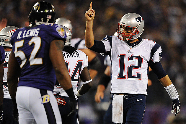 Final Word: Ravens at Patriots