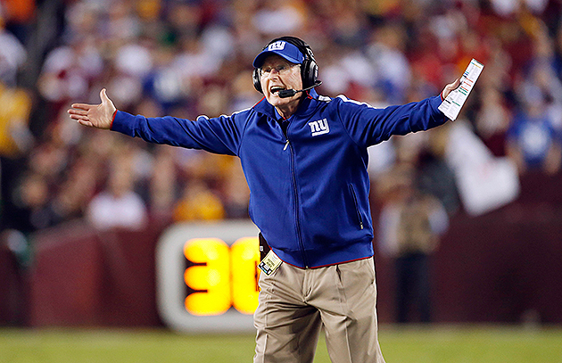 'Shutdown Corner' offseason TPS report: New York Giants