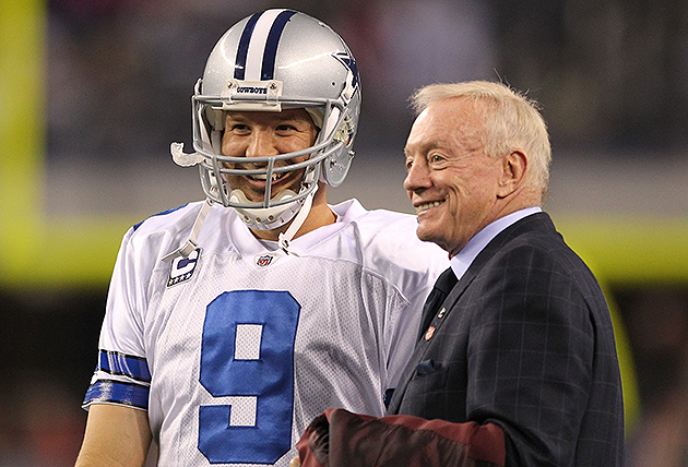 Dallas Cowboys, Tony Romo agree to six-year contract extension