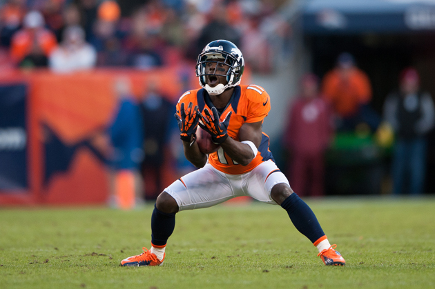 Denver's Trindon Holliday, 'Mr. Perfect,' gets the Broncos goin…