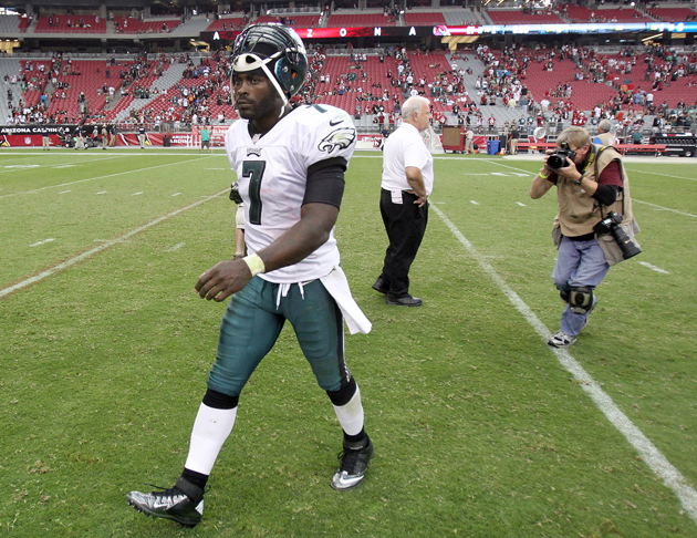 Michael Vick calls players-only meeting as Eagles hope to find …