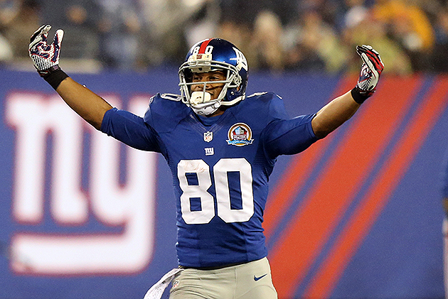 Victor Cruz receives first-round tender, changes agents