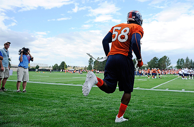 Report: Broncos linebacker Von Miller facing six-game suspensio…