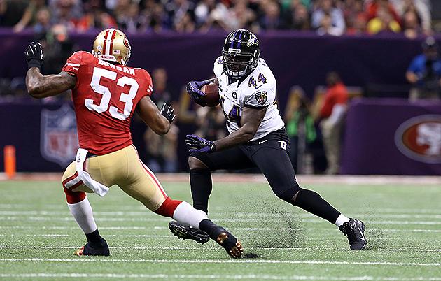 Ravens cut All-Pro fullback Vonta Leach