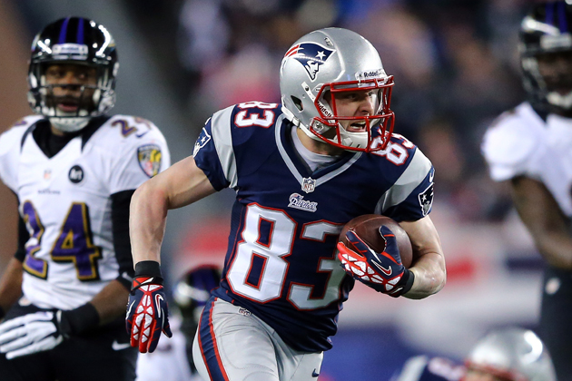 Wes Welker agrees to terms with the Denver Broncos, leaving Tom…