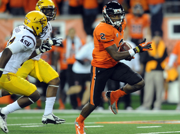 The Shutdown 50 - #50: Markus Wheaton, WR, Oregon State