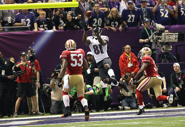 Ravens trade Anquan Boldin to 49ers for a sixth-round pick