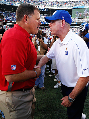 Tom Coughlin has harsh words for Greg Schiano after Giants beat…