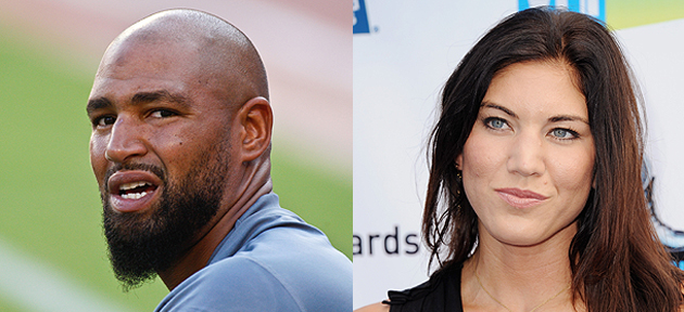 Hope Solo blames media for 'rushing to judgment' on Jerramy Ste…