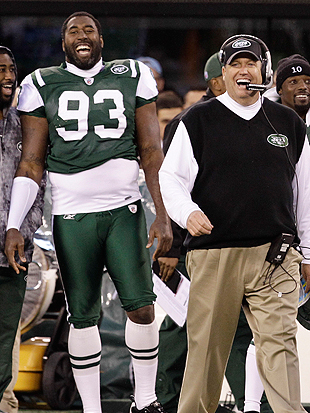 Trevor Pryce: Rex Ryan might be too nice for his own good