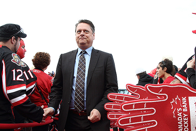 Why new Sabres GM Tim Murray is no dawdling Darcy