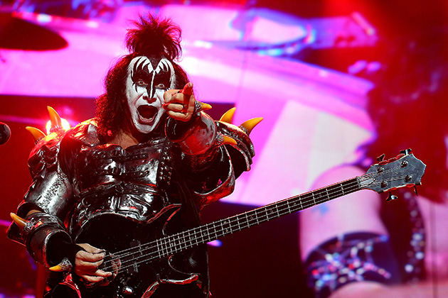 KISS is playing Dodger Stadium NHL game because Gene Simmons in…
